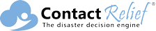 ContactRelief. The Disaster Decision Engine.