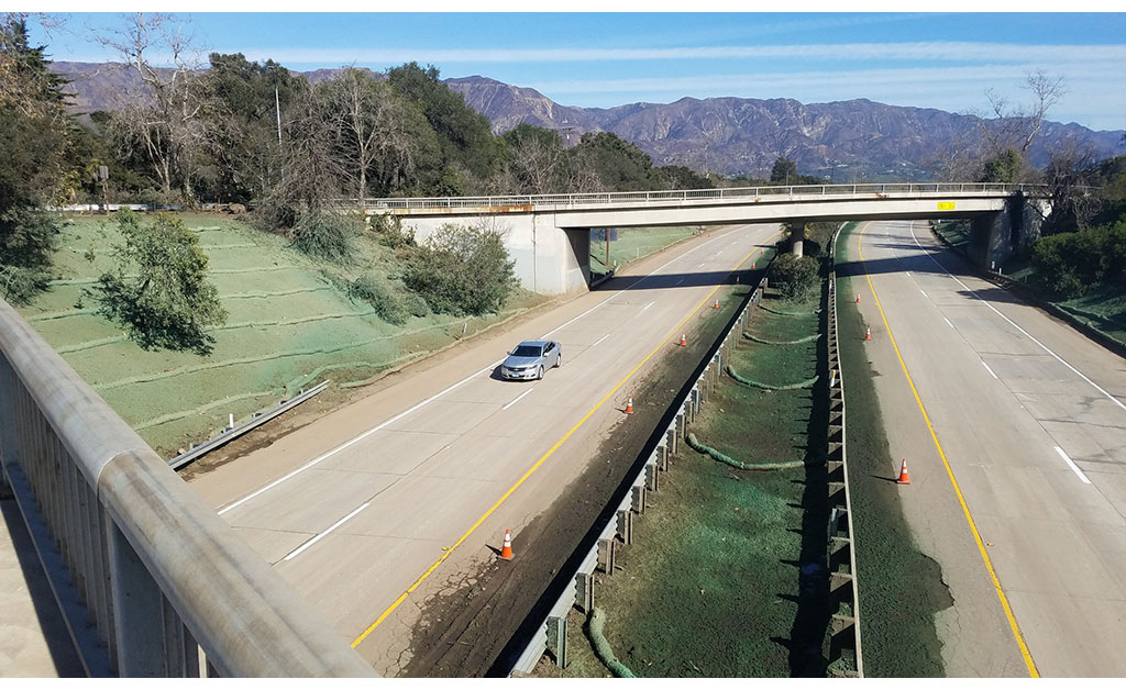 California's 101 Freeway Reopens After Mudslides