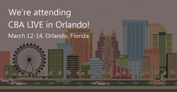 Join ContactRelief in Orlando at CBA Live 2018, March 12th-14th