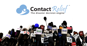 ContactRelief Disaster Decision Engine Featured by InsideARM